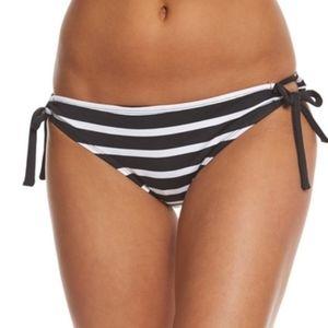Next Synchrony Striped Tie Sides Bikini Bottom